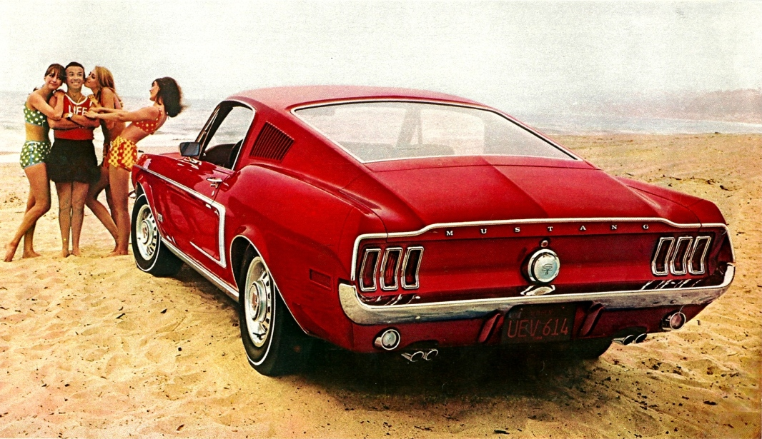 Muscle Car Serie: Ford Mustang