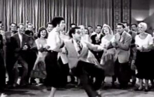 50´s Rock'n'Roll-Dance