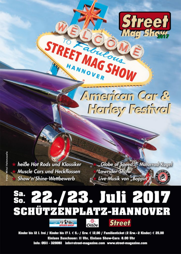 Street Mag Show Hannover 2017