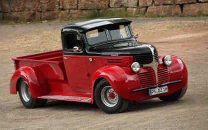 1946er Dodge WFA-32 1½ Ton Pickup