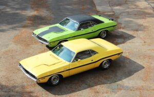 70er Dodge Challenger R/T 440 Six-Pack *