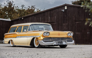 58er Chevrolet Brookwood Station Wagon