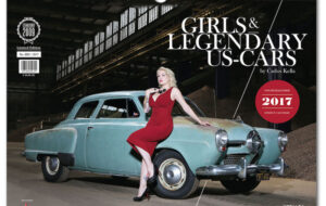 GIRLS & LEGENDARY US-CARS 2017 KALENDER-RELEASEPARTY