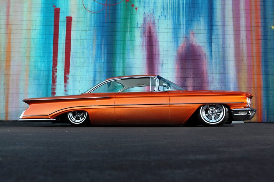 60er Oldsmobile Super 88 Hardtop Coupe