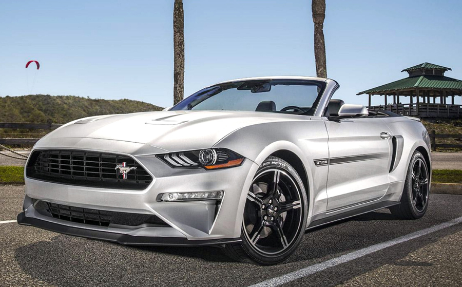 Ford 2019 Mustang GT/CS