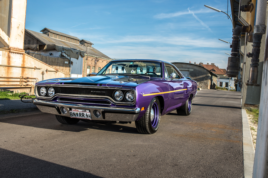 Plymouth Road Runner 440 Six-Barrel Hardtop Coupe