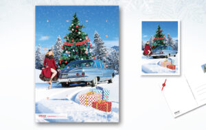 CARS & GIRLS SCHOKOLADEN-ADVENTSKALENDER