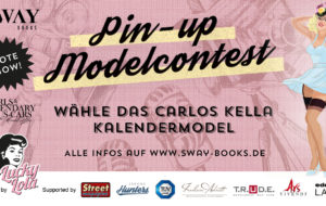 DER CARLOS KELLA PIN-UP MODELCONTEST – DAS VOTING