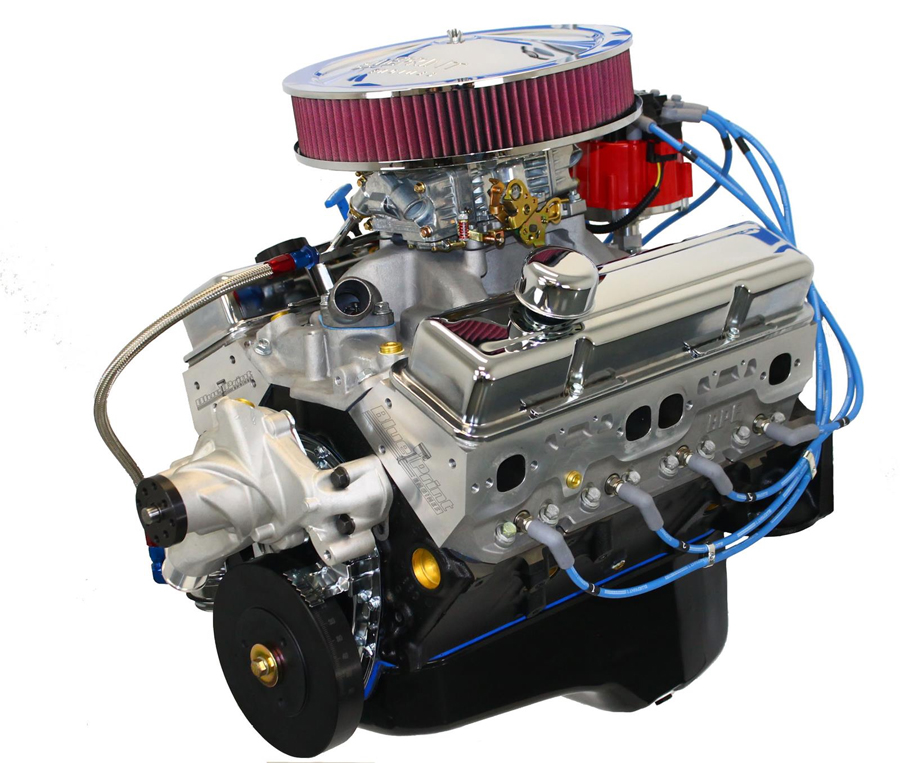 383 CID / 430 HP IN A BOX: Blue Print Engines' neue Crate-Motore