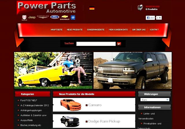 Power Parts Online