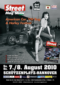 Street Mag Show – Hannover