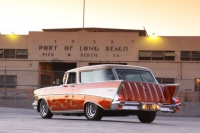 57er Chevy Nomad – Richard Graves, Long Beach, Kalifornien